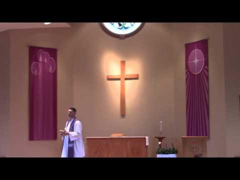 11/29/15 - Advent 1C - Genesis 19 - Don't Hesitate