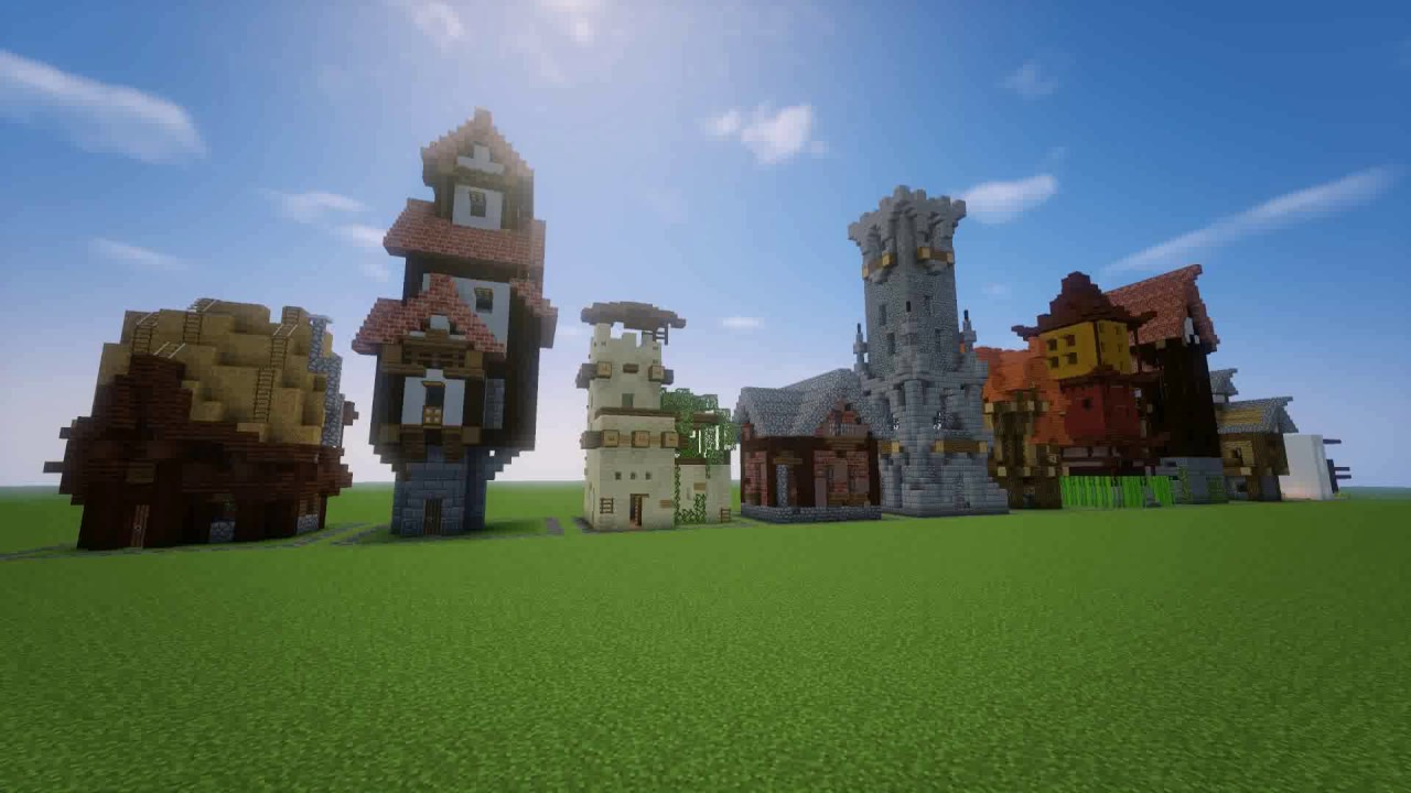 House Ideas Minecraft Small YouTube