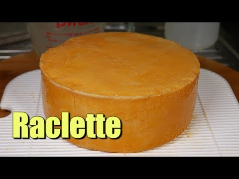 How to Make Raclette Cheese