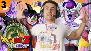 #3 DRAGON BALL Z per KINECT - Saga di FREEZER. | Official Gameplay Trailer Dragon Ball