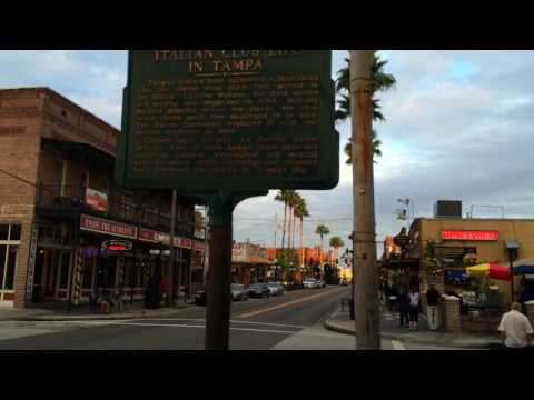 Tampa Historic Downtown Area Florida by BK Bazhe
