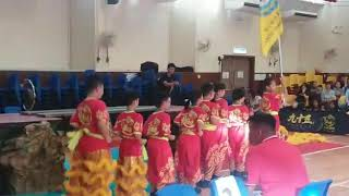 Publication Date: 2019-07-04 | Video Title: 2019純陽小學學界回歸杯獅藝比赛冠軍
