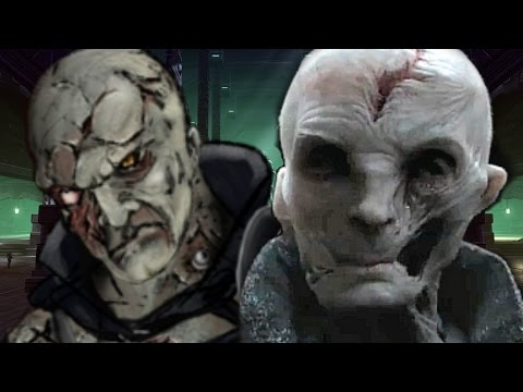 SNOKE IS DARTH SION! - MIND-BLOWING New Theory EXPLAINED!