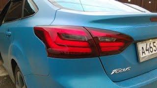 Видео обзор по подключению задних фонарей для Форд Фокус 3 седан(, 2014-12-09T21:41:31.000Z)