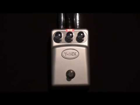 T-Rex Tone Bug Distortion Pedal Tanıtımı