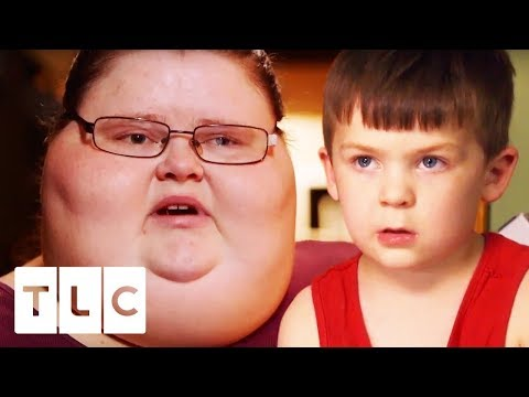 🔴Ashleys 5 Year Old Son Helps Her With Just About Everything | My 600-lb Life