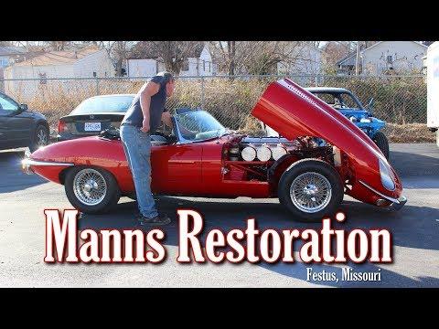 Manns Restoration - Fine Automotive Restoration - Festus, MO