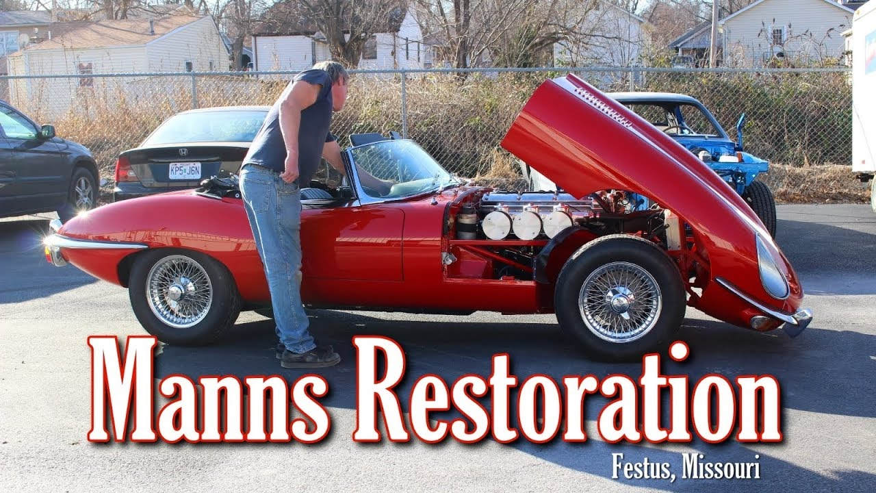 Manns Restoration Fine Automotive Restoration Festus Mo Youtube