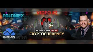 Beginner Crypto Trading Video 2 Default Poloniex Charts Support Resistance Candlestick Bullish Engul