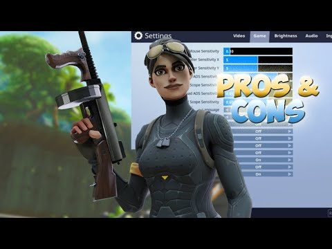 The Perfect Keybinds? | Pros & Cons To My Fortnite Keybinds And Settings