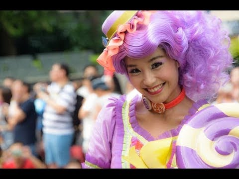 دزني شنقهاي اكبر مدينة العاب باسيا ( 40# ) Disney Shanghai is largest entertainment city of Asia