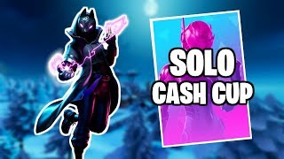 Solo cash cup! Ft. scourge skin game play! (Season X) Fortnite Battle Royale!