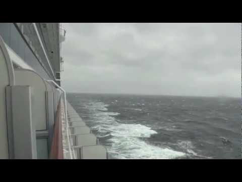 STANLEY FALKLAND ISLANDS - WIND AND WAVES - RIPPER FILMS