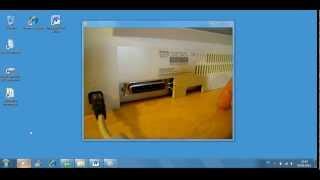 Brancher et installer une imprimante sous Windows7