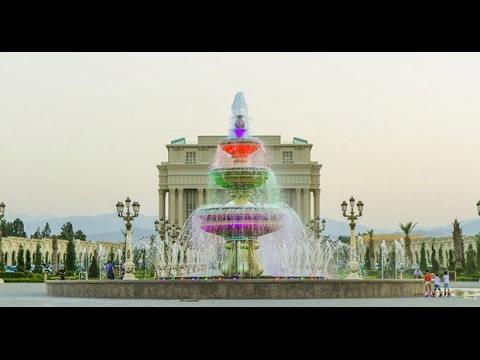 Азербайджан - Ханский сад, Гянджа   Xan bağı, Gəncə