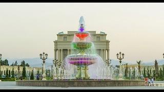Азербайджан - Ханский сад, Гянджа | Xan bağı, Gəncə(, 2017-02-05T14:51:34.000Z)