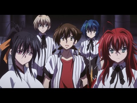 (High School DxD 2020 Release Date Announcement) Was Always More Likely Than A 2019 Released Date