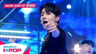Download lagu [Simply K-Pop] MOON JONG UP(문종업) - Headcahe (Feat.G-reyish Shinyeong) _ Ep.414