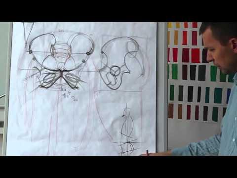 Как нарисовать таз человека