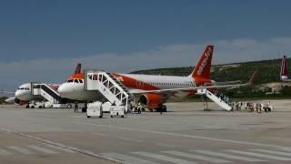 Welcome to Split Airport, Croatia