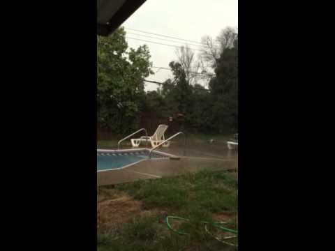 May 14, 2015 rain