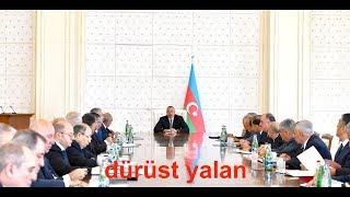 İlham Əliyev öz nazirlərini necə aldatdı?! Əli Kərimli cavablandırır