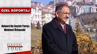 Ankara'da seçim yarışı: Mehmet Özhaseki, Haber