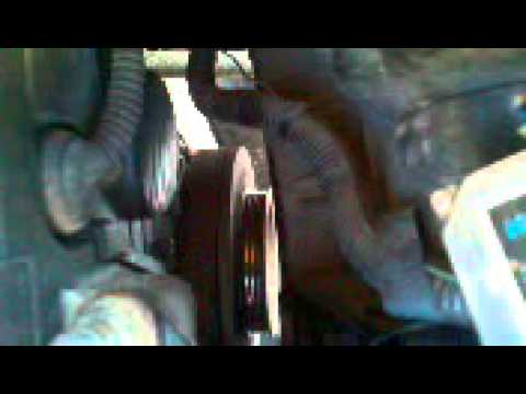 2002 Honda civic bad ac compressor noise