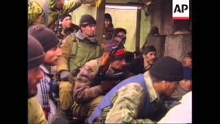 Chechnya - War Spreading South Of Grozny