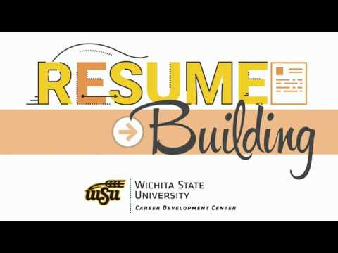 Resume Building Workshop By Maggie Slack Youtube