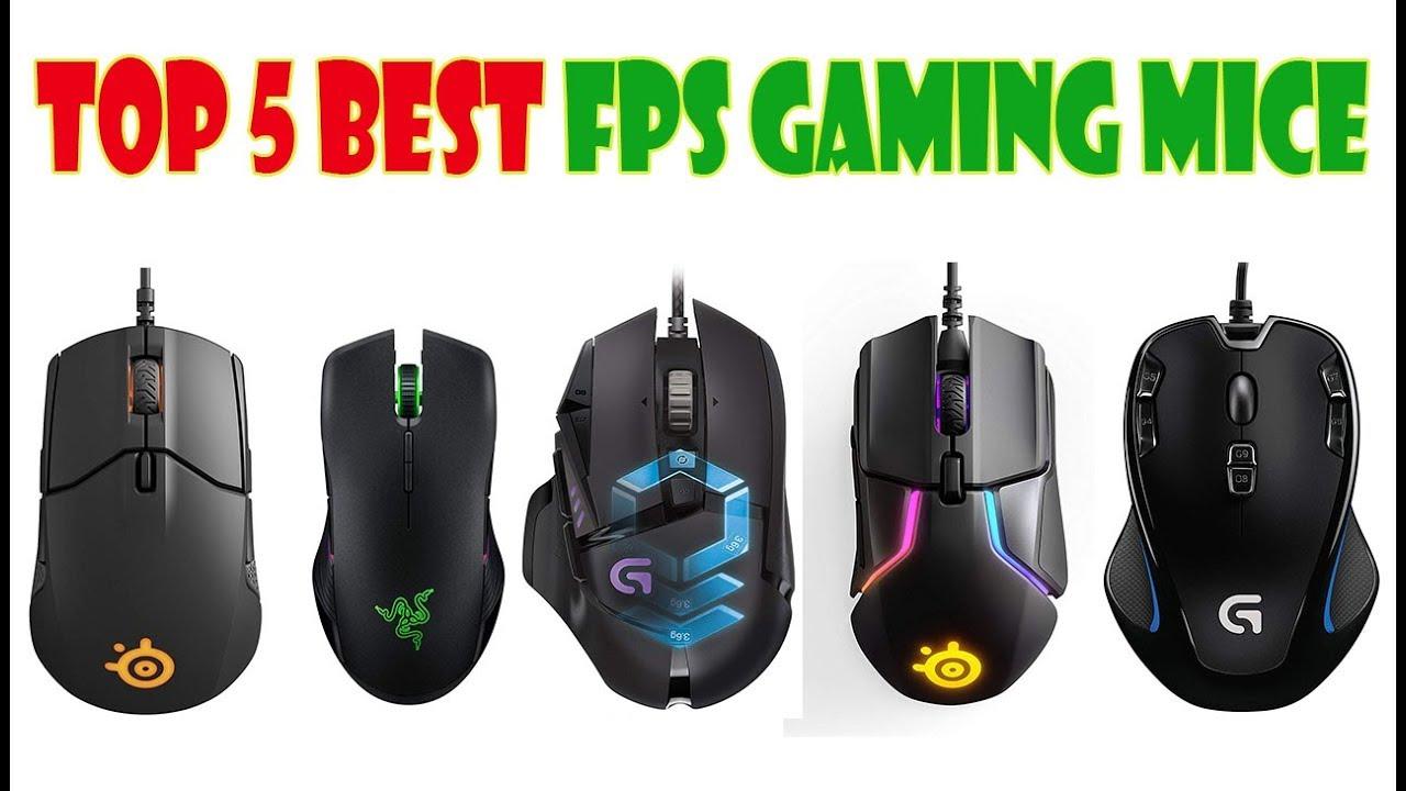 3b0aa370c4c Top 5 Best FPS Gaming Mice in 2018 2019 - YouTube