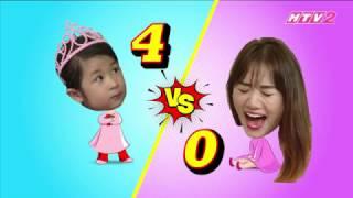 HTV2 - Hari Won ghé thăm gia đình Huy Khánh