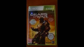 gears of war 2 xbox 360 kutu açılımı ( unboxing )
