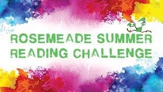 Rosemeade Elementary Summer Reading Challenge