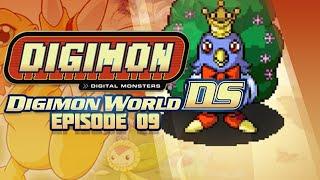 Digimon World DS - Ep 9 - Mangrove Woods & Deramon Boss!