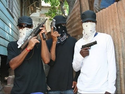The Top Six Gang  Miami's Most Violent Gangs