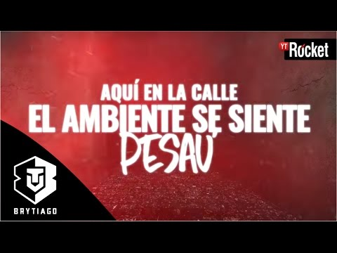 Los Scanners - Brytiago x Juanka x Miky Woodz x Darell x Julillo | Lyric Video