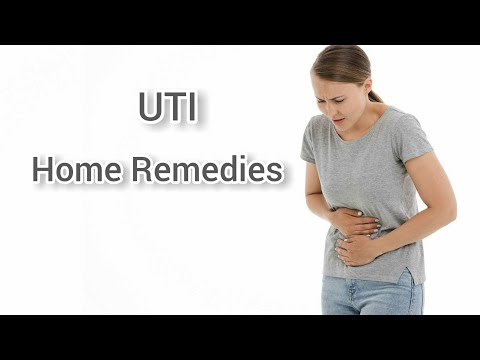 Best Home Remedies For an Uti, kidney, & bladder infections relief without antibiotics.