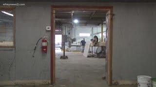"'tiny Houses Greensboro"" Opens Training & Recycling Center"