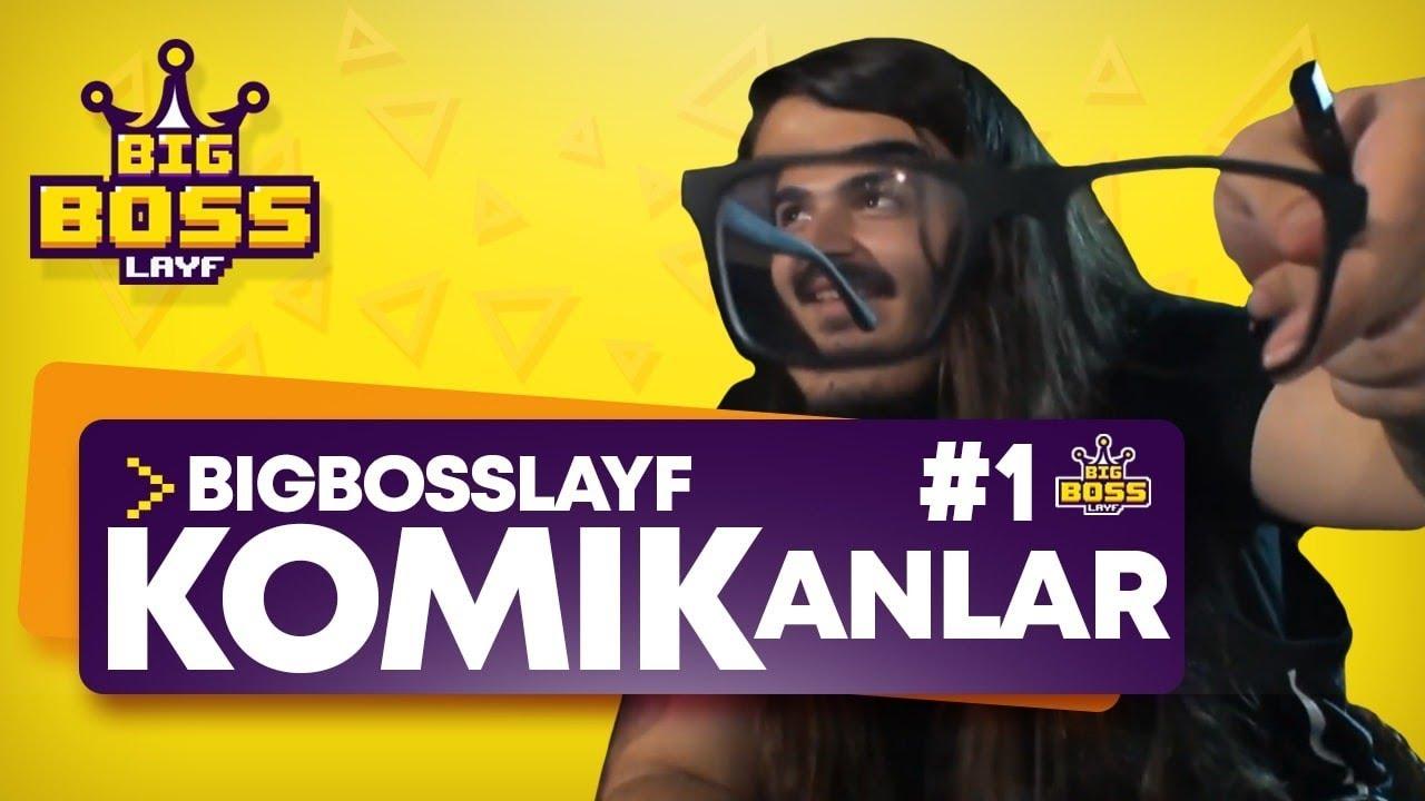 BigBossLayf Komik Anlar #1