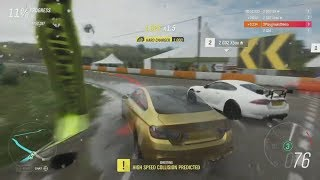 Forza Horizon 4 - RIP Wall Riding, Ramming & Griefing, you will not be missed.