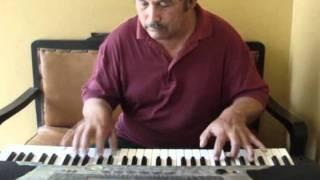 Tulio Enrique León *EL CIGARRÓN COLORADO*  por Daniel Cano G. (cover organo).