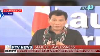 President Duterte lifts Unilateral Ceasefire with CPP-NPA-NDF