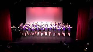 Auckland Girls' Choir - Tutira Mai Nga Iwi