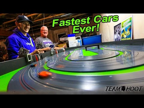 HO Slot Car Track! Finding Your Passion