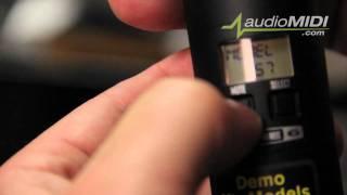Line 6 XD V75 Wireless Microphone audioMIDI.com