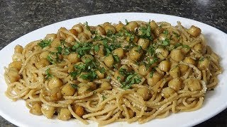 scallop spaghetti | Easy and quick recipe of scallop spaghetti