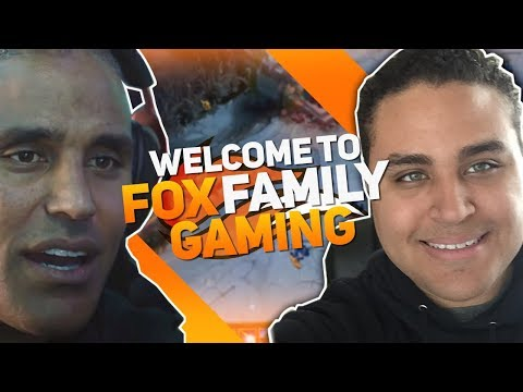 Welcome to Fox Family Gaming | Kyle & Rick Fox