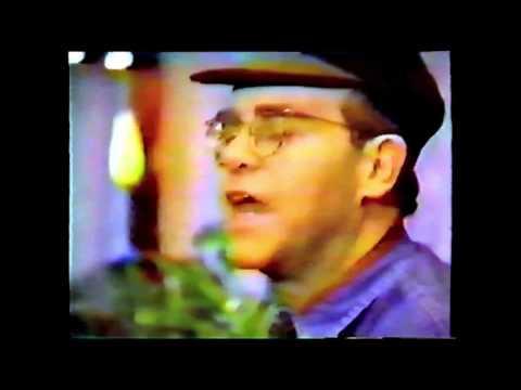 Elton John - You Gotta Love Someone (Promo Video - 1991) HD