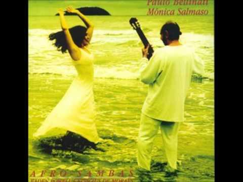 Mônica Salmaso - Afro-Sambas - Tristeza e Solidão (Baden Powell/Vinicius de Moraes)